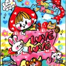 Kamio Japan Sweet My Friend Memo Pad Kawaii