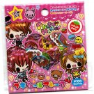 Kamio Japan Pretty Honey Sticker Sack Kawaii