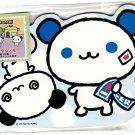 Sanrio Japan Pankunchi Diecut Memo Sheets with Sticker (A) 2008 Kawaii