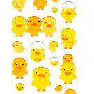 Pulse Japan Chicks Washi Paper Sticker Sheet Kawaii