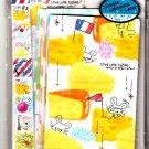 Crux Japan Love Love Taste Letter Set with Stickers Kawaii