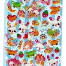 Crux Japan Sweet Bakery Epoxy Sticker Sheet (B) Kawaii