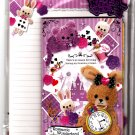 Kamio Japan Romantic Wonderland Letter Set Kawaii