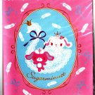Sanrio Japan Sugarminuet Letter Set with Stickers in Folder 2008 Kawaii