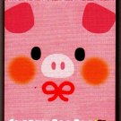 Q-Lia Japan Creamy Boo Boo Mini Memo Pad Kawaii