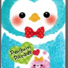 Crux Japan Penguin Parade Mini Memo Pad Kawaii