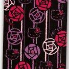 Sanrio Japan Hello Kitty Rose Washi Paper Memo Pad 2008 Kawaii