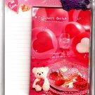 Kamio Japan Strawberry Smile Letter Set Kawaii