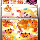 Q-Lia Japan Animal Cake Letter Set with Stickers Kawaii