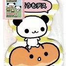 Sanrio Japan Pankunchi Diecut Memo Sheets with Sticker (C) 2008 Kawaii