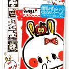 Kamio Japan Rabbit Fun Letter Set with Stickers Kawaii