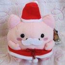 Maruneko Club Japan Christmas Plush (Santa Claus) New with Tag Kawaii