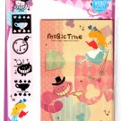 Q-Lia Japan Magic Time Letter Set with Stickers (B) Kawaii