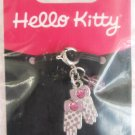 Sanrio Japan Hello Kitty Gloves Charm 2005 Kawaii