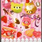 Q-Lia Japan Bear's Cafe Mode Mini Memo Pad Kawaii