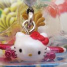 Sanrio Japan Hello Kitty Nagoya Mascot Charm New in Box 2005 Kawaii