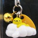 Sanrio Japan Puwawa Mascot Charm Strap New in Box Kawaii