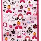 Mind Wave Japan Elegant Princess Sticker Sheet Kawaii