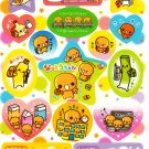 Crux Japan Natto Chan Sticker Sheet from Memo Pad (B) Kawaii