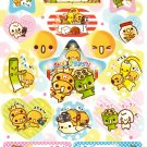Crux Japan Natto Chan Sticker Sheet from Memo Pad (G) Kawaii