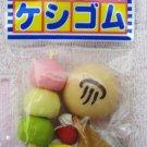 Iwako Japan Desserts Diecut Erasers Set of 3 (B) Kawaii