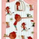 Shinzi Katoh Japan My Pinocchio Epoxy Sticker Sheet Kawaii