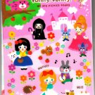 Mind Wave Japan Funny Funny Mini Spiral Notepad (A) Kawaii