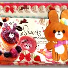 Q-Lia Japan Sweets Happy Moment Letter Set Kawaii