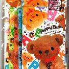 Pool Cool Japan Happy Bear Letter Set Kawaii