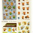 Sanrio Japan Tenorikuma Variety Sticker Sheet with Mini Sticker Album Kawaii
