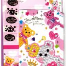 Mind Wave Japan Jewel Bear Letter Set with Stickers Kawaii