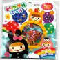 Mind Wave Japan Funny Beans Sticker Sack Kawaii