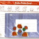 San-X Japan Happy Days Kumasan Letter Set with Stickers 1994 Kawaii