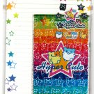 San-X Japan Hyper Cute Hamster Letter Set with Stickers 2000 Kawaii