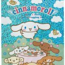 Sanrio Japan Cinnamoroll 2 Jumbo Sticker Sheets 2004 Kawaii