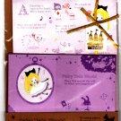 Kamio Japan Fairy Tale World Letter Set with Sticker (B) Kawaii