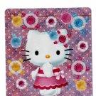 Sanrio Japan Hello Kitty Prism Big Sticker Sheet (C) 2002 Kawaii