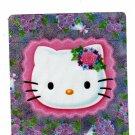 Sanrio Japan Hello Kitty Prism Big Sticker Sheet (E) 2002 Kawaii
