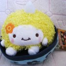 Passport Japan Hannari Tofu Tempura Plush New with Tag Kawaii