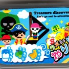 Q-Lia Japan Treasury Discovery Erasers in Case Kawaii