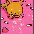 San-X Japan Iiwaken Mini Memo Pad (C) 2010 Kawaii