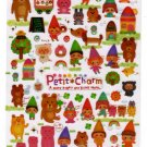 Q-Lia Japan Petit Charm Epoxy Sticker Sheet Kawaii