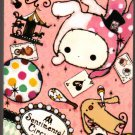 San-X Japan Sentimental Circus Mini Memo Pad (C) 2010 Kawaii