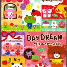 Q-Lia Japan Day Dream Mini Memo Pad Kawaii