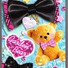 Crux Japan Garden Bear Mini Memo Pad Kawaii
