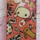San-X Japan Sentimental Circus Block Eraser (A) 2010 Kawaii