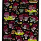 Sanrio Japan My Melody and Sweet Piano Epoxy Sticker Sheet 2010 Kawaii