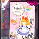 Crux Japan Magical Party Letter Set Kawaii