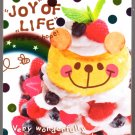 Crux Japan Joy of Life Mini Memo Pad Kawaii
