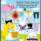 Kamio Japan Fairy Tale World Mini Memo Pad (E) Kawaii